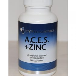ACES + Zinc Cyto Matrix