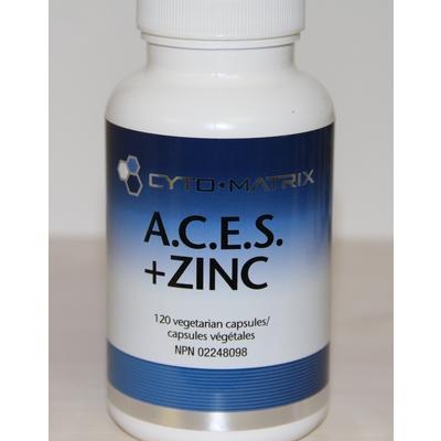 ACES + Zinc Cyto Matrix