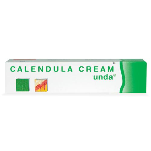 Calendula cream by unda located in canada