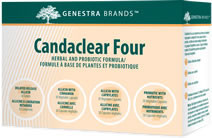 Candaclear four Genestra