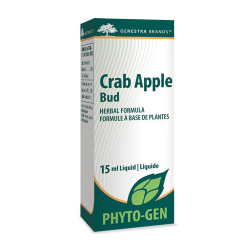 Crab Apple Bud phytogen by Genestra