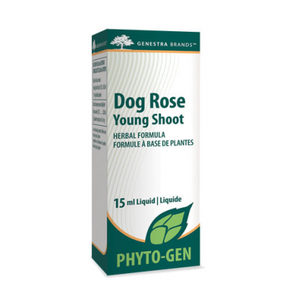 Dog Rose Young Shoot phytogen by Genestra