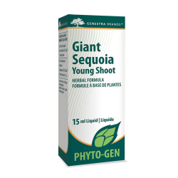 Giant Sequoia Young Shoot Phytogen by Genestra