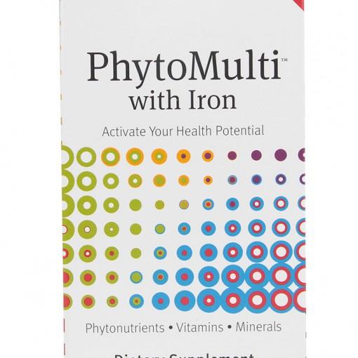 PhytoMulti with Iron Metagenics