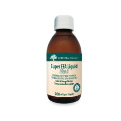 Super EFA Liquid plus D by Genestra