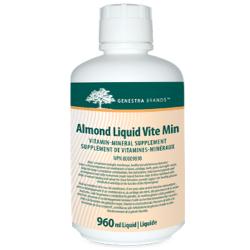 Almond Liquid Vite Min Genestra