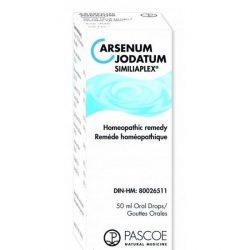 Arsenum Jodatum Similiaplex Pascoe