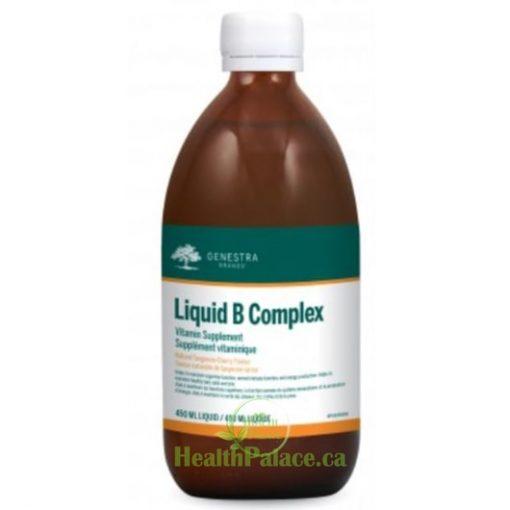 Liquid B Complex by Genest