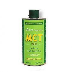 alpha supreme MCT oil