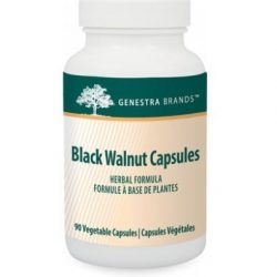 black walnut capsules genestra