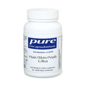 Hair Skin Nails Ultra Pure Encapsulations