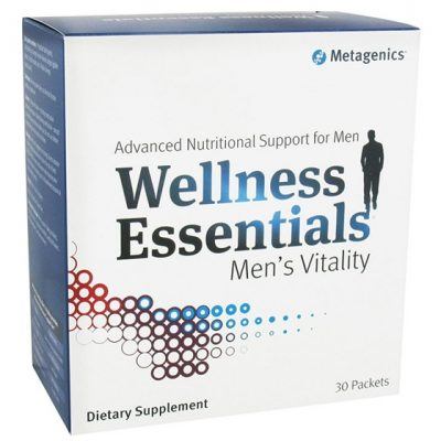 Wellness Essentials for Men by Metagenics