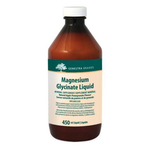 Magnesium Glycinate Liquid by Genestra