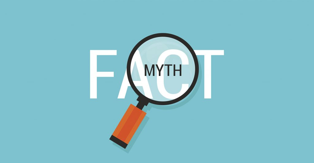 10 health myths debunked