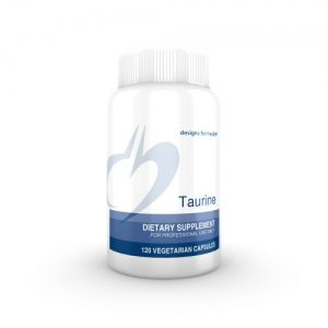 Taurine 120 caps by Designs for Health