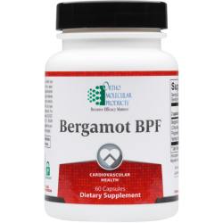 Bergamot BPF by Orthomolecular Products