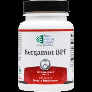 Bergamot BPF by Orthomolecular Products