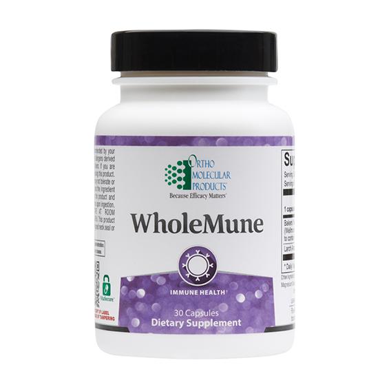 WholeMune by Orthomolecular