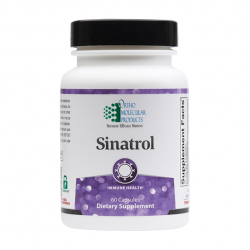 sinatrol by Orthomolecular products