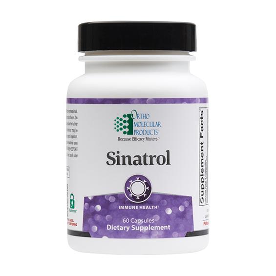 sinatrol by Orthomolecular products