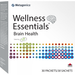 Wellness Essential Brain Health Metagenics