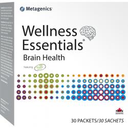 Wellness Essential Brain Health Metagenics