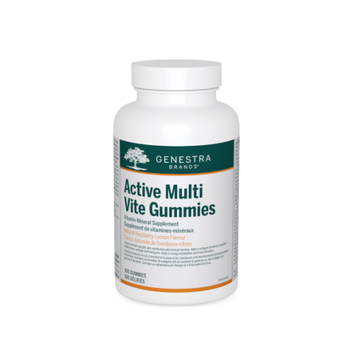 Active Multi Vite Gummies by Genestra